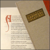 Canticle of the Creatures - Parchment Edition
