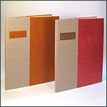 Petrarch Press: Canticle of the Creatures, 2008 - Handmade & Parchment Editions