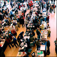 CODEX 2011 Book Fair.